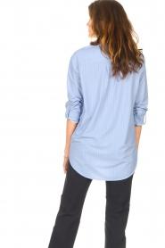 D-ETOILES CASIOPE |  Travelwear blouse Balou | blue  | Picture 8