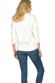 Blaumax |  Sweater Brooklyn | white  | Picture 6