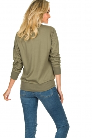 Blaumax |  Sweatshirt Brooklyn | green  | Picture 5