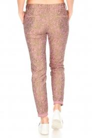 MASONS | Chino broek New York Glam | roze  | Afbeelding 6