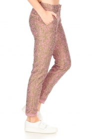 MASONS | Chino broek New York Glam | roze  | Afbeelding 5