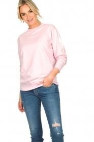 Blaumax    Sweater Brooklyn   pink    Picture 2