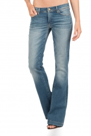 7 For All Mankind | Jeans Charlize lengtemaat 32 | blauw   | Afbeelding 2