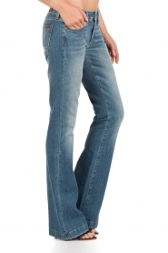 7 For All Mankind | Jeans Charlize lengtemaat 32 | blauw   | Afbeelding 4