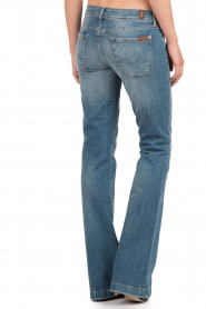 7 For All Mankind | Jeans Charlize lengtemaat 32 | blauw   | Afbeelding 5