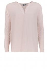 Set | Zijden blouse Ripley | Nude  | Afbeelding 1