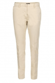 MASONS | Pantalon New York | Beige  | Afbeelding 1