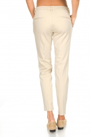 MASONS | Pantalon New York | Beige  | Afbeelding 5