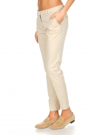 MASONS | Pantalon New York | Beige  | Afbeelding 4