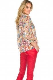 ba&sh |  Floral blouse Room | white  | Picture 5