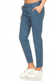 MASONS   Pantalon New York   Blauw    Afbeelding 4