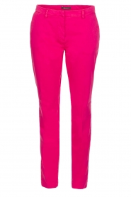 MASONS |  Trousers New York | Pink  | Picture 1