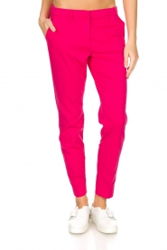 MASONS |  Trousers New York | Pink  | Picture 2