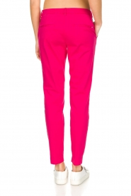 MASONS |  Trousers New York | Pink  | Picture 5
