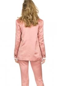 ba&sh |  Satin blazer Darcy | pink  | Picture 5