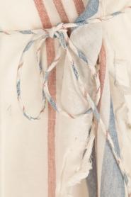 Becksöndergaard | Kaftan Illo | wit/blauw/rood   | Afbeelding 6