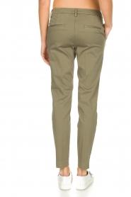 MASONS | Pantalon New York | Groen  | Afbeelding 5