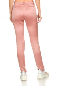 ba&sh |  Satin trousers Dana | pink  | Picture 5