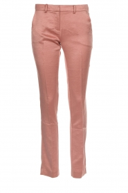 ba&sh |  Satin trousers Dana | pink  | Picture 1