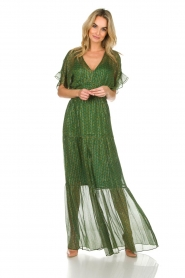 ba&sh | Dress Wanda | green  | Picture 3