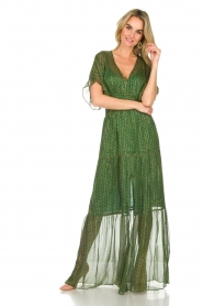 ba&sh | Dress Wanda | green  | Picture 4