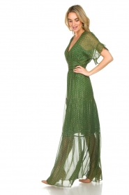 ba&sh | Dress Wanda | green  | Picture 5