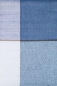 Becksöndergaard | Sjaal Trinette | blauw   | Afbeelding 4