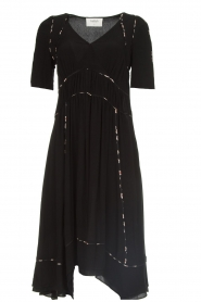 ba&sh |  Midi dress Flavie | black  | Picture 1