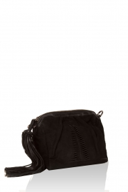 Becksöndergaard |  Leather Shoulder bag Adrienne | black  | Picture 3