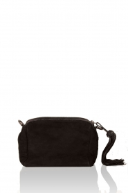 Becksöndergaard |  Leather Shoulder bag Adrienne | black  | Picture 4