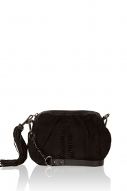 Becksöndergaard |  Leather Shoulder bag Adrienne | black  | Picture 1