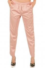 Amatør | Pantalon Micky | oud roze  | Afbeelding 2