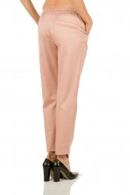 Amatør | Pantalon Micky | oud roze  | Afbeelding 5