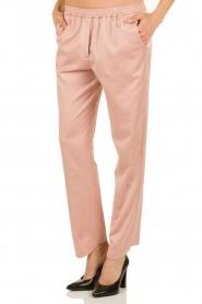 Amatør | Pantalon Micky | oud roze  | Afbeelding 4