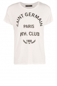 Set   T-shirt Anthea   Wit    Afbeelding 1