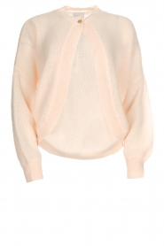 Dante 6 |  Cardigan with button Fade | pink  | Picture 1