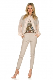 Dante 6 |  Cardigan with button Fade | pink  | Picture 3