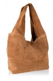 Becksöndergaard | Leren shopper Flatbush | camel  | Afbeelding 3