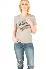 Set | T-shirt Marais | grijs  | Afbeelding 2