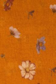 Becksöndergaard | Sjaal Amaui | oranje  | Afbeelding 4
