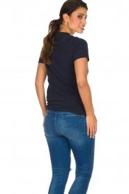 Zoe Karssen |  T-shirt Wonderland | dark blue  | Picture 6