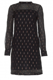 Dante 6 |  Dress Cassia |  black  | Picture 1