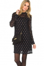 Dante 6 |  Dress Cassia |  black  | Picture 2