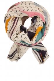 Becksöndergaard | Wahea sjaal | blauw  | Afbeelding 1