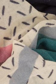 Becksöndergaard | Wahea sjaal | blauw  | Afbeelding 3