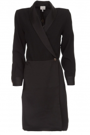 Dante 6 |  Blazer dress Marigold | black   | Picture 1