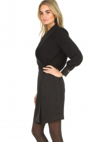 Dante 6 |  Blazer dress Marigold | black   | Picture 4