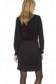 Dante 6 | Blazer jurk Marigold | zwart  | Afbeelding 5