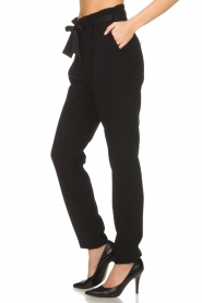 Dante 6 |  Trousers Naveen | black  | Picture 4