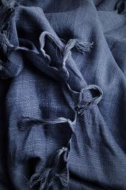 Becksöndergaard | Sjaal Masozi | blauw   | Afbeelding 3